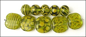 Olive Rounds - Click for larger image in a new window.
