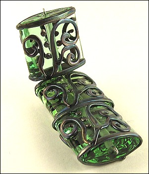 Filigree Peridot - Click for larger image in a new window.